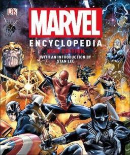 9780241357552, Marvel Encyclopedia, New Edition
