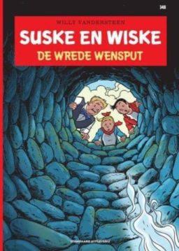 9789002265365, Suske en Wiske 348, Wrede Wensput