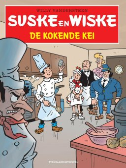 Suske en Wiske - De Kokende Kei