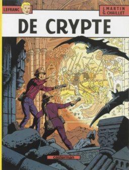 9789030330394, lefranc 9, de crypte