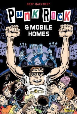 9789493109070, punkrock and mobile homes, Derf Backderf