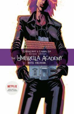 9781506711423, Umbrella Academy 3 TP, Hotel Oblivion
