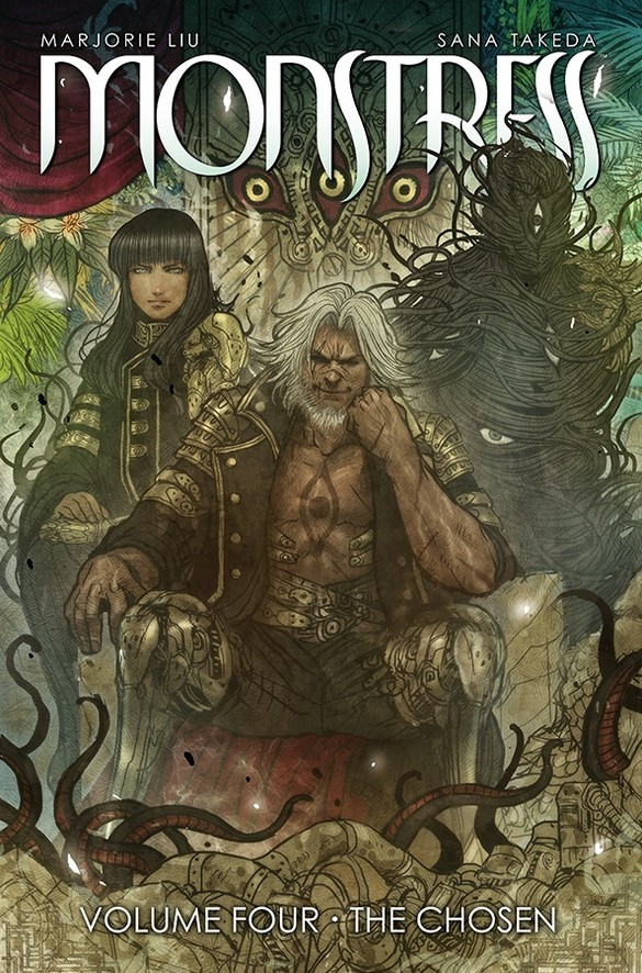 97891531313361, Monstress 4 TP, The Chosen