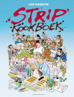 9789492840493. strip kookboek