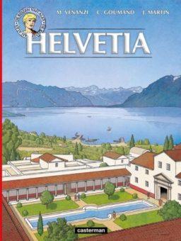 9789090374534, Alex reizen van 29, Helvetia