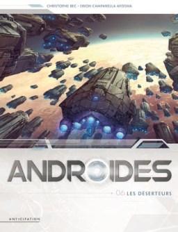 9789463941082, androïden 6, deserteurs