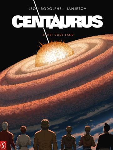 Centaurus 5 HC, dode land, 9789463065610