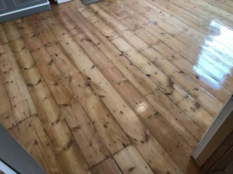 Wooden Flooring Brighton: Floor Restoration, Repair, Sanding & Staining in Brighton and the UK - 09