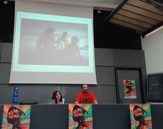 Dibattito al Baobab, reportage sulla Bosnia. Emanuela Zampa e Valerio Cataldi