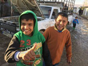 Syrian Children (Josh Stinton and Team Outspire)
