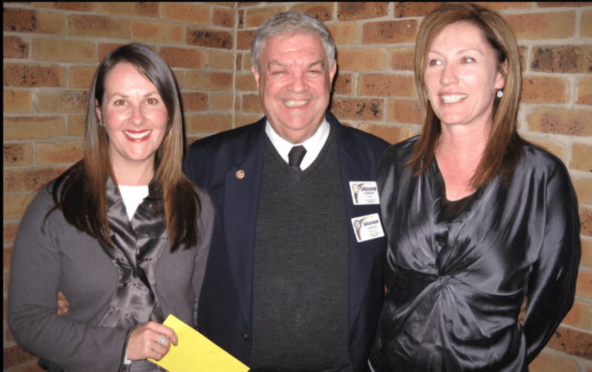 Rotary Donates $2000 to Strive For Autism