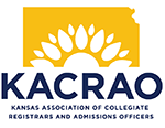 KACRAO Kansas Association of Collegiate Registrars and Admissions Officers