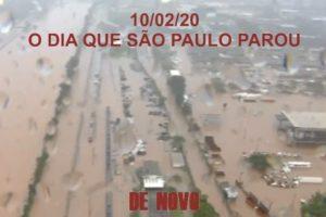 A Culpa é de São Pedro. SQN+!!!