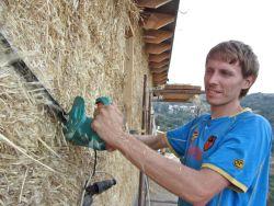 straw bale house marian ontkoc