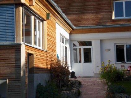 Erlinger Holzbau Strohballenhaus Baden