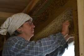 strawbalehouse-summerau-clayplaster-60