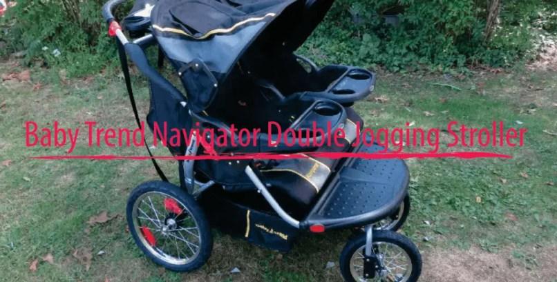 Baby Trend Navigator Double Jogging