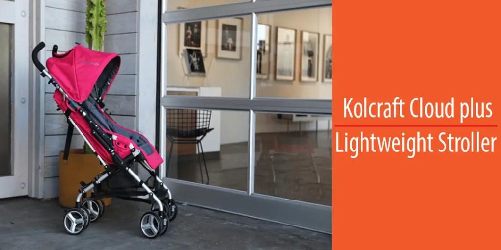 Kolcraft Cloud Sport Lightweight Stroller Instructions Totoku