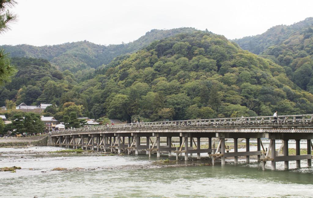 Togetsukyo Bridge Arashiyma