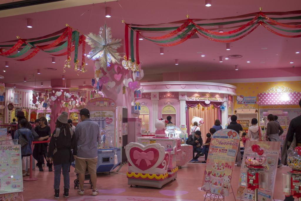 Hello Kitty Kawaii Paradise