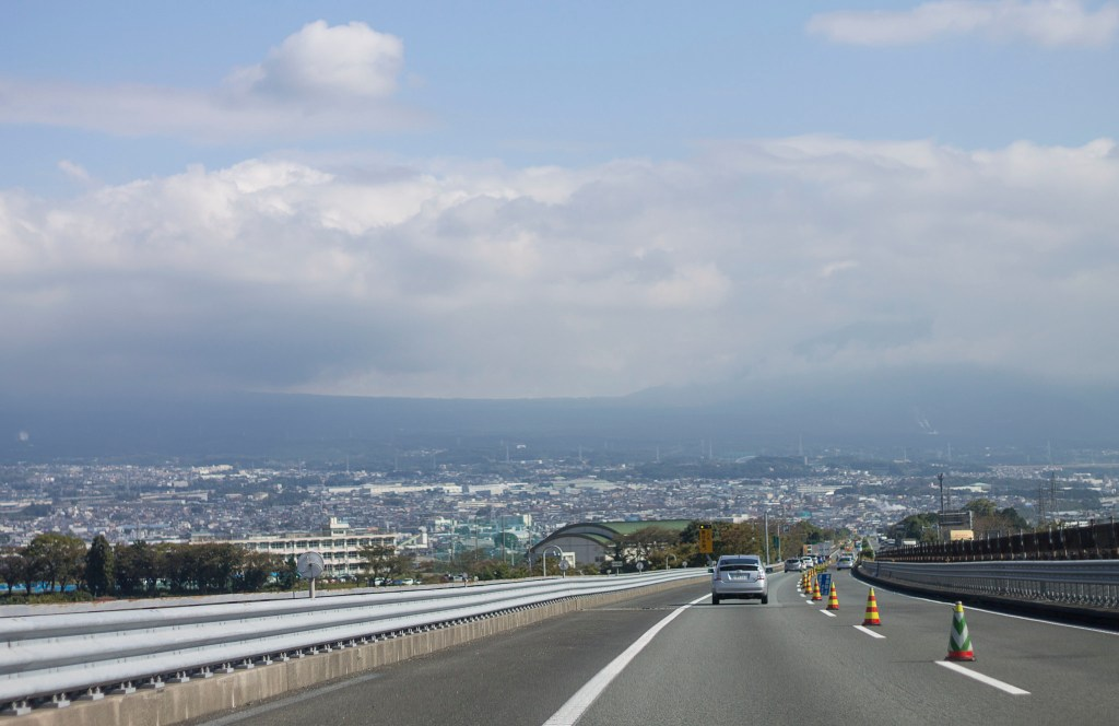 Tomei expressway