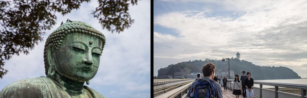 Japan itinerary Kamakura and Enoshima