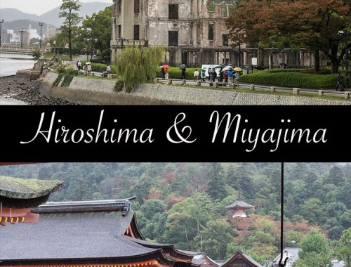 Hiroshima and Miyajima in one day