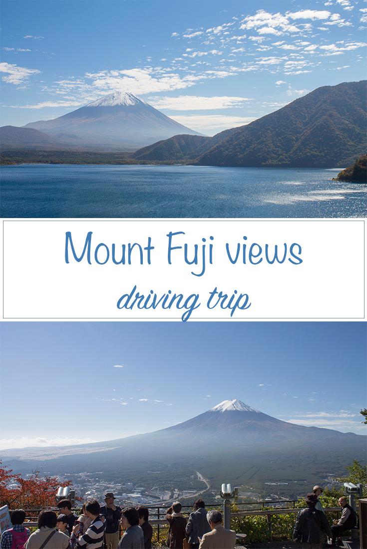 Mount Fuji Views trip