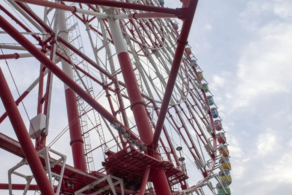 Ferris Wheel Odaiba Tokyo