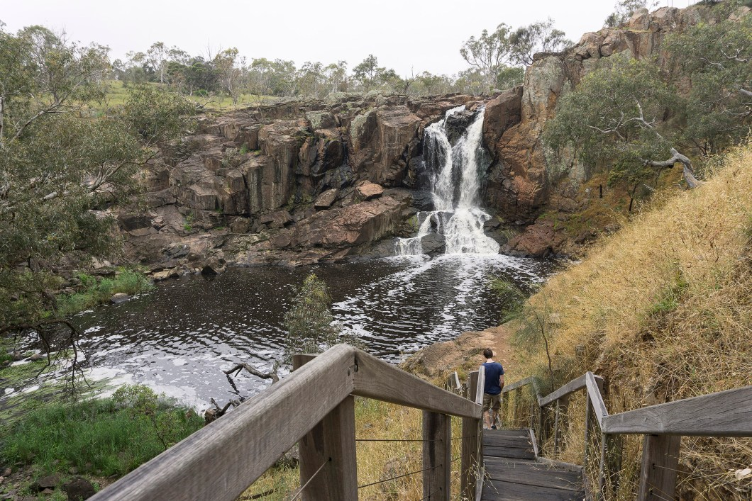 Nigretta Falls Southern Grampians Australia