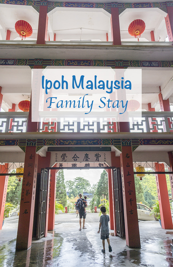 Ipoh Malaysia Family Stay