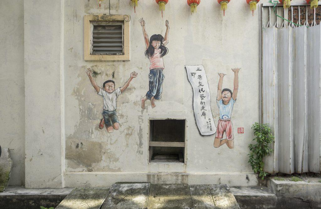 Ipoh Malaysia art