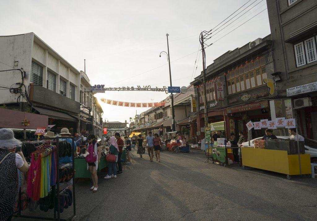 Jonker night market melaka