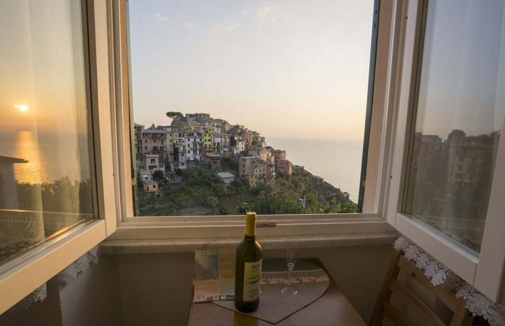 two week Italy itinerary Cinque Terre