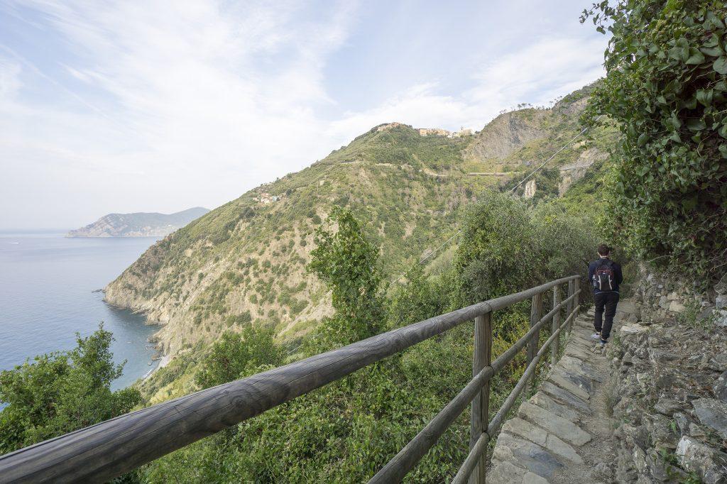 Cinque Terre walking