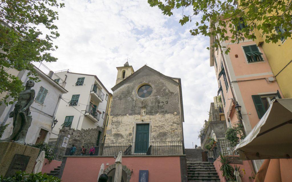 what to see in Corniglia Cinque Terre