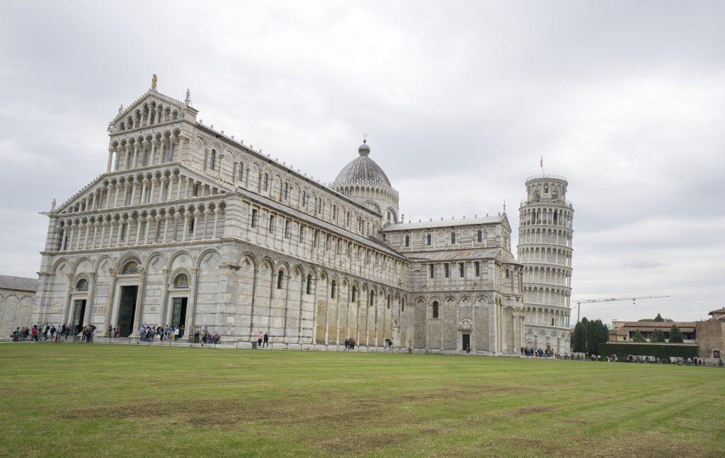 Italy Itinerary Pisa