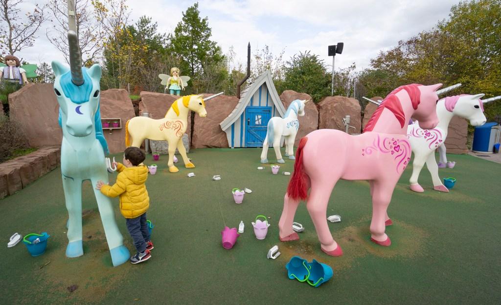 Playmobil Park Unicorns