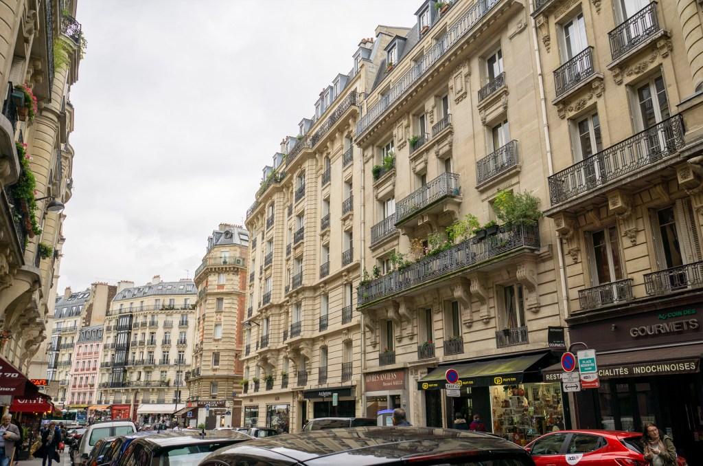 Parisien street