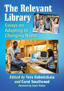 The Relevant Library book cover image