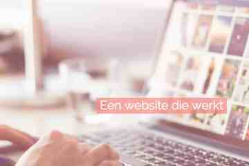 Website die werkt - Strong and Bold Digitale Marketing