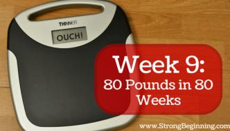 Week 9: My Food Addiction