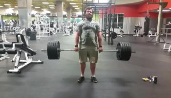 What I learned on the way to benching 350 pounds • Stronger