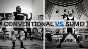 CONVENTIONAL VS. SUMO