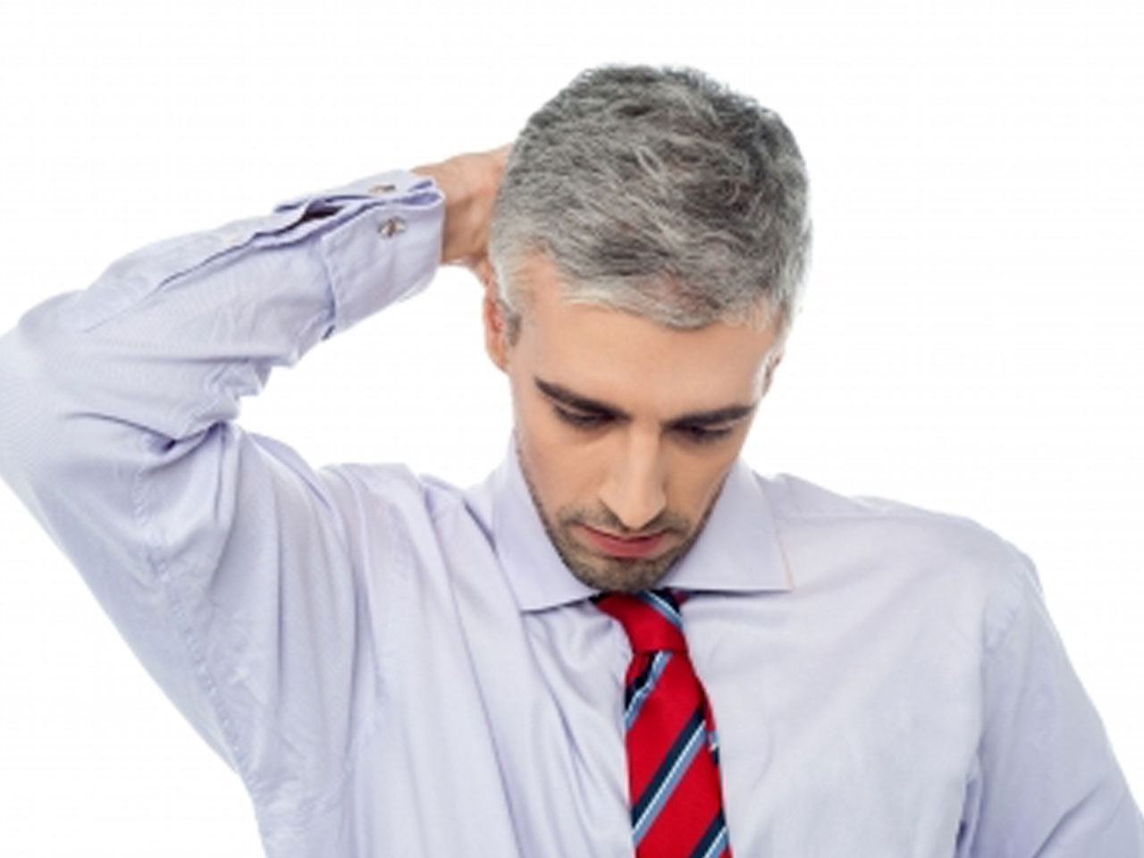 Guys over 40, there are 3 main types of stress that can really screw you up