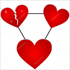 Resolving a love triangle spell