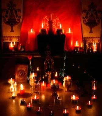 Blood moon love spell