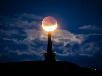 Lunar eclipse ritual