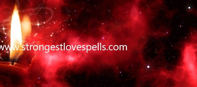 Candle Lost Love Spell
