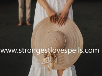 Get Girl Friend Back With Love Spell